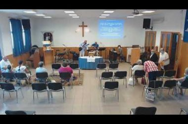 Istentisztelet 2020-09-06