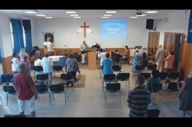 Istentisztelet 2020-09-12