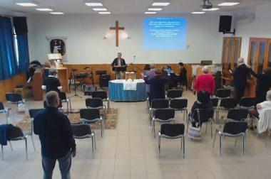 Istentisztelet 2020-10-18