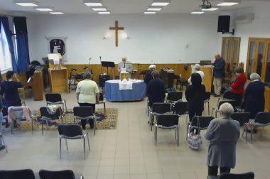 Istentisztelet 2020-11-01