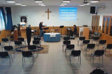 Istentisztelet 2020-11-15