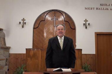 Istentisztelet 2020-12-20