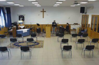Istentisztelet 2021-03-14