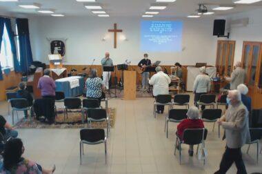 Istentisztelet 2021-05-09