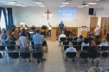 Istentisztelet 2021-06-27
