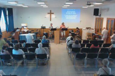 Istentisztelet 2021-08-08
